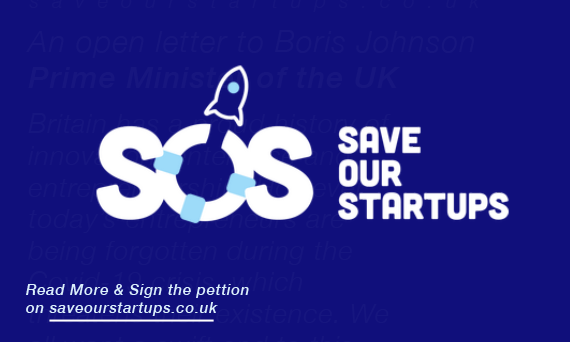 save our startups