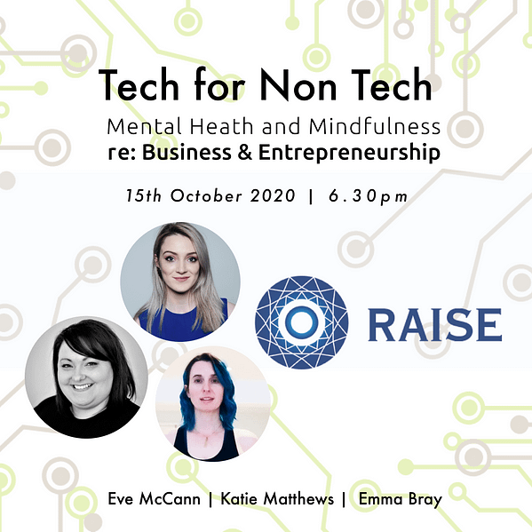Register for our Tech for Non Tech Event