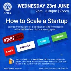 How to Scale a Startup – Investor Talk