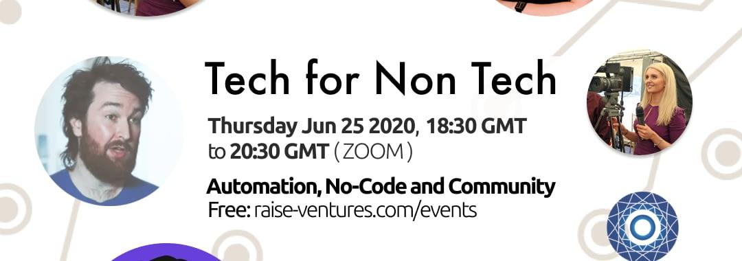 Tech for Non Tech