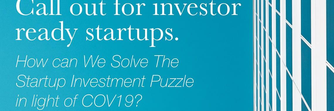 Raise Call for investor ready startups